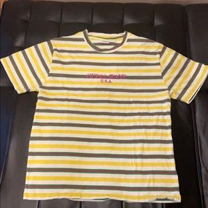 Guess x Sean Wotherspoon Farmers Market Stripe Tee
